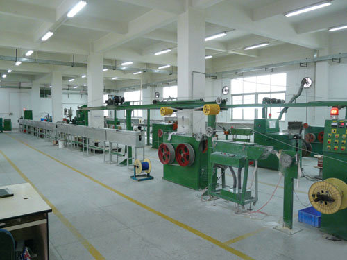 Silicone Rubber Continuous Vulcanization Extrusion Equipment
