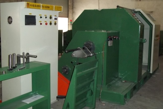 800 Cantilever Type Single Twister Machine