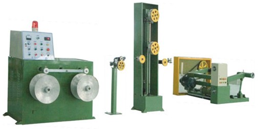 Net Shape Wire Coiling Machine