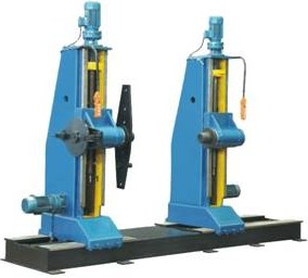 End Shaft Pay Off Machine