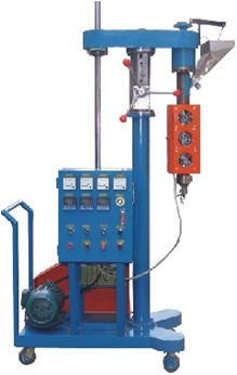 Color Injection Machine