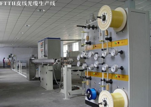 Indoor Optical Fiber Cable Equipment