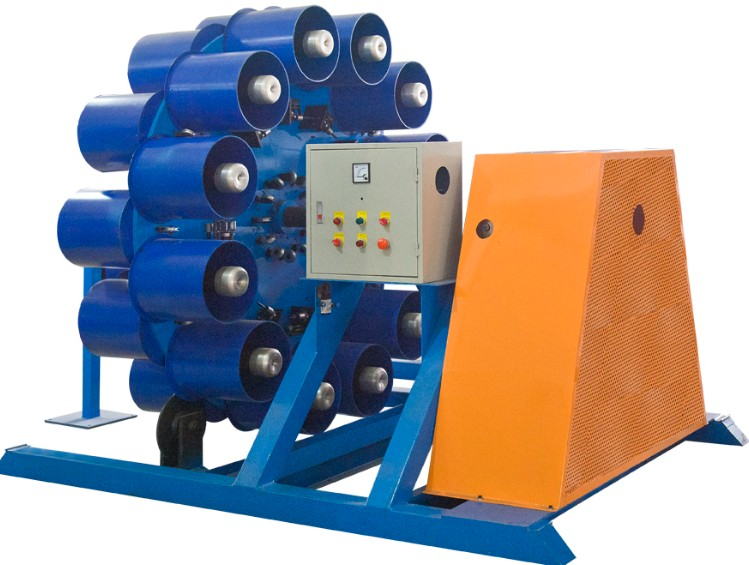 Aramid Yarn Stranding Device