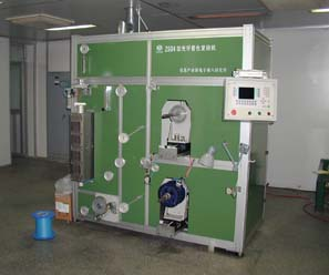 Optical Fiber Coloring and Rewinding Equipment