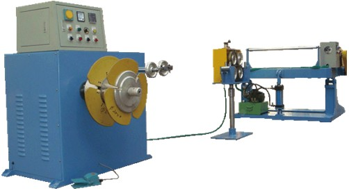 Large Section Cable Auto Coiler Machine