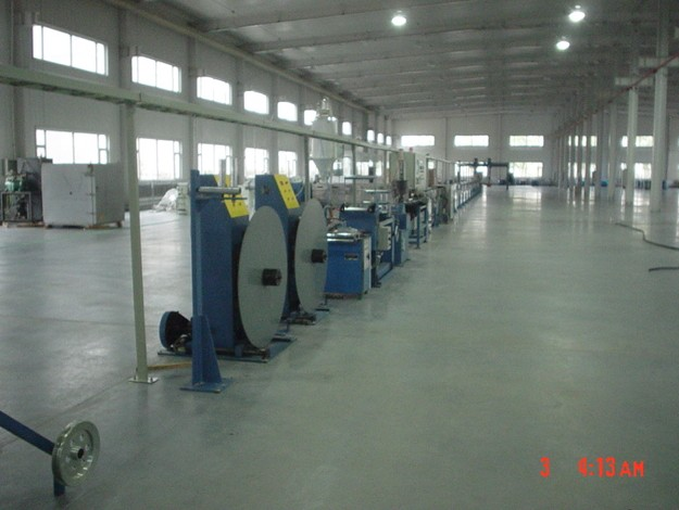 φ90 Optical Fiber Cable Sheathing Production Line